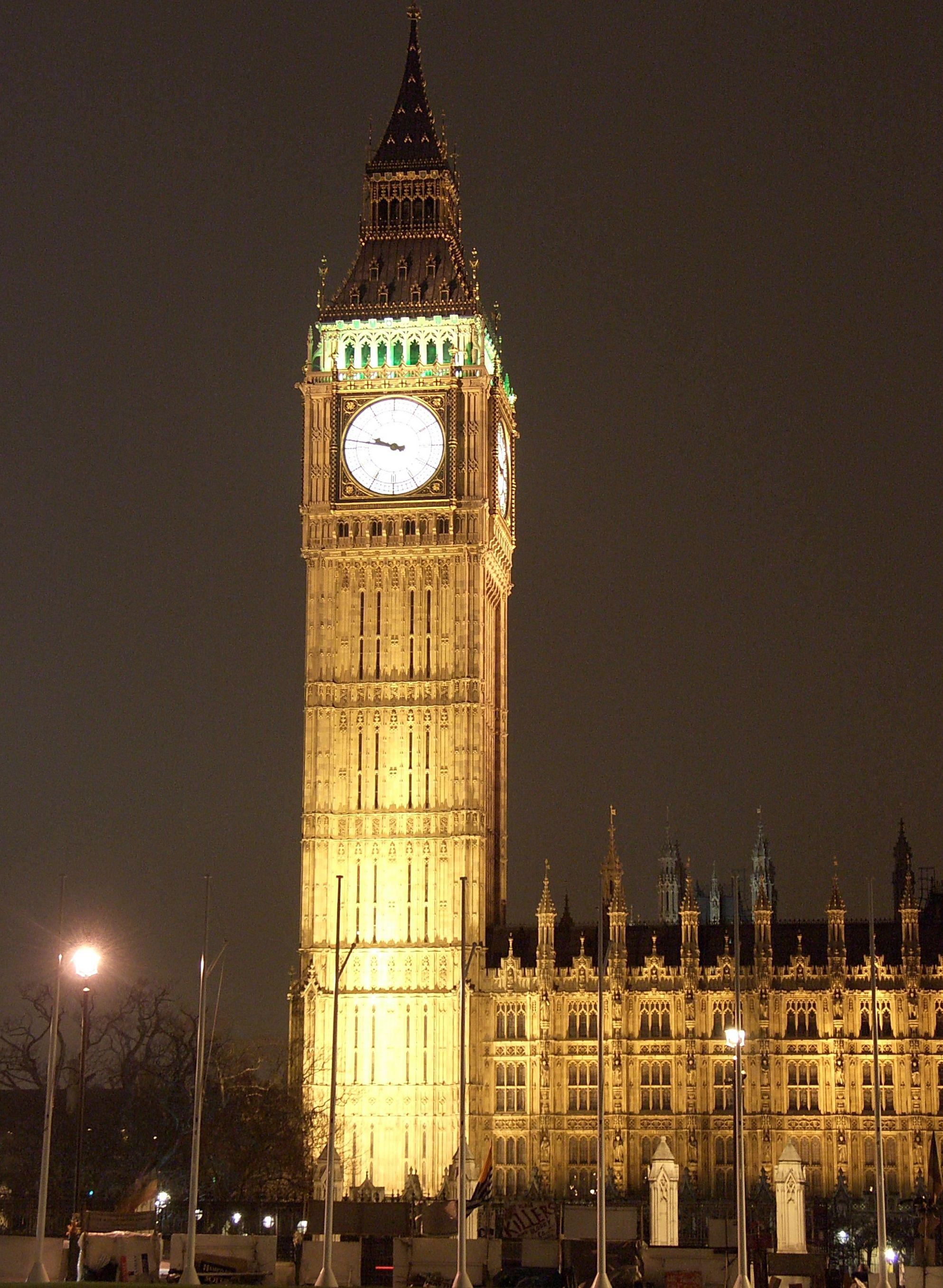 Londres_-_Big_Ben