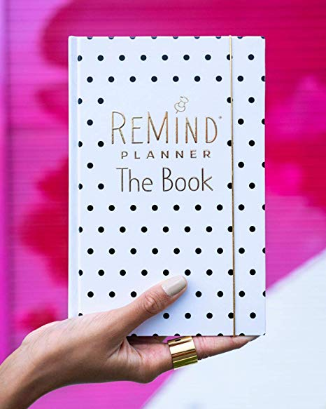 Remind Planner Blanco